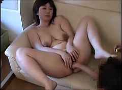 asian woman pussy fisting - uncensored
