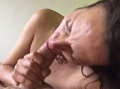 perfect blowjob and CIM